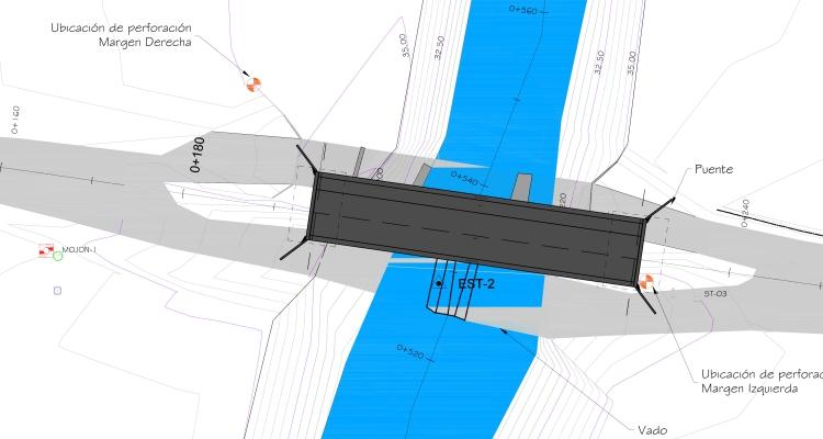 Valle la Aurora de Limón tendrá nuevo puente